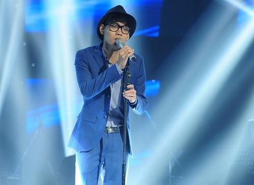 "the voice 2015: my tam tro tai ""du"" thi sinh ve doi - 3"