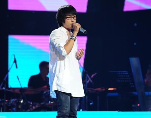 "the voice 2015: my tam tro tai ""du"" thi sinh ve doi - 5"