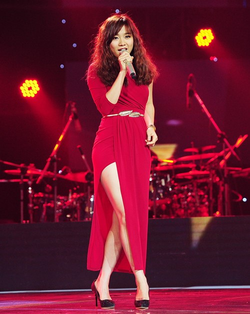 "the voice 2015: my tam tro tai ""du"" thi sinh ve doi - 7"