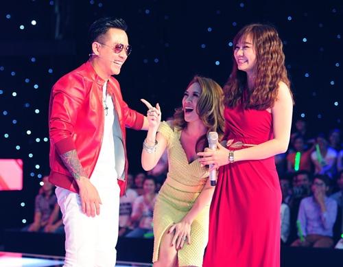 "the voice 2015: my tam tro tai ""du"" thi sinh ve doi - 8"