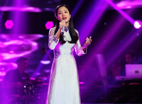 "the voice 2015: my tam tro tai ""du"" thi sinh ve doi - 9"