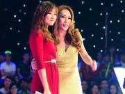 """Làng sao - The Voice 2015: Mỹ Tâm trổ tài """"dụ"""" thí sinh về đội"""