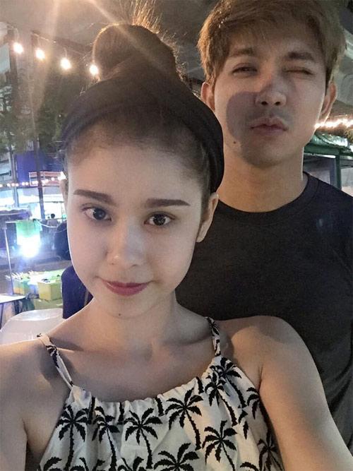 "truong quynh anh ""xi tin"" di an cung tim o thai lan - 1"