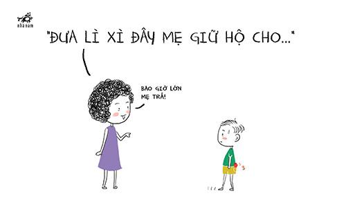 """diem danh nhung cau noi """"kinh dien"""" cua me - 2"""
