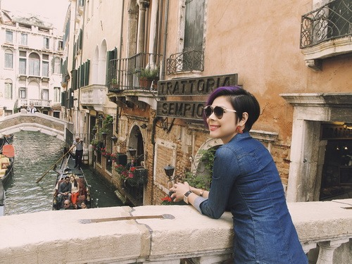 thanh thao mong duoc chup anh cuoi tai venice - 17