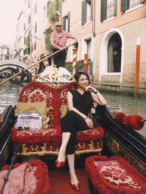 thanh thao mong duoc chup anh cuoi tai venice - 1