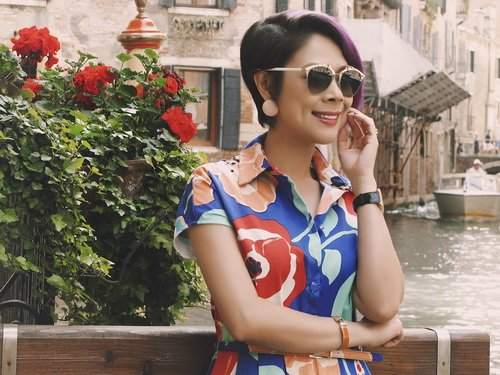 thanh thao mong duoc chup anh cuoi tai venice - 4