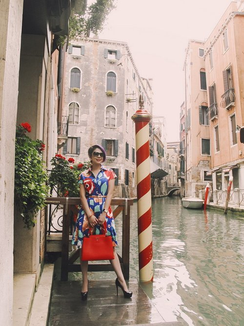 thanh thao mong duoc chup anh cuoi tai venice - 5