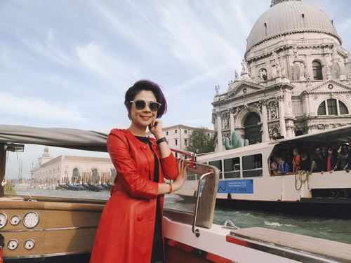 thanh thao mong duoc chup anh cuoi tai venice - 8
