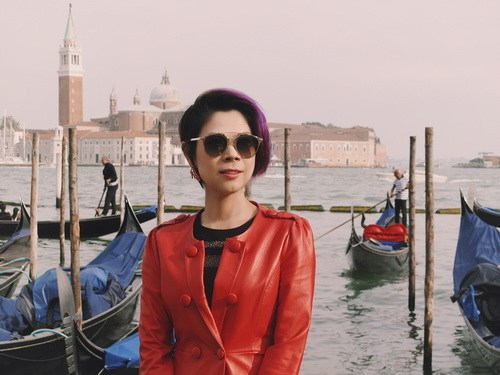 thanh thao mong duoc chup anh cuoi tai venice - 9