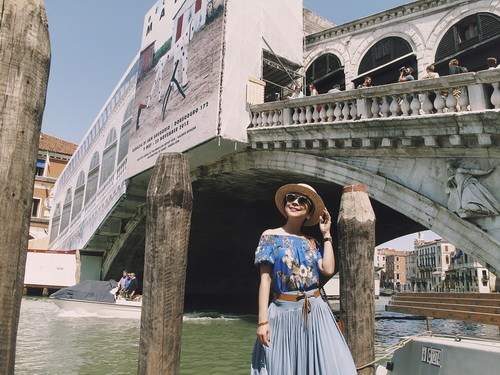 thanh thao mong duoc chup anh cuoi tai venice - 10
