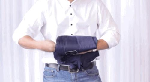 video: gap ao blazer khong de lai nep nhan cuc de - 4
