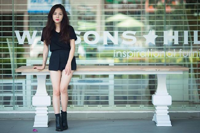 Ngày càng có nhiều mẫu quần sooc cách điệu cho phái đẹp tha hồ lựa chọn.