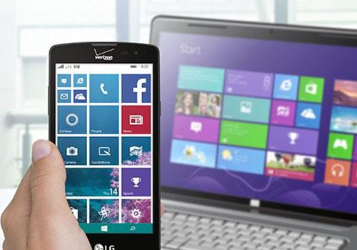 lg ra mat smartphone dau tien chay windows phone - 4