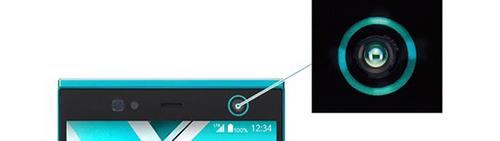 Smartphone quét võng mạc mắt đầu tiên-2