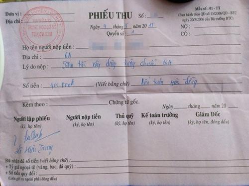truong thu phi 'la' cuoi nam hoc, phu huynh buc xuc - 2
