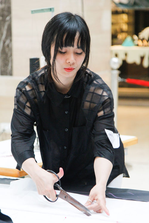 project runway 2015: lo dien 3 thi sinh nu xinh nhu hot girl - 4