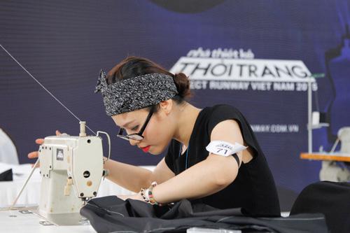 project runway 2015: lo dien 3 thi sinh nu xinh nhu hot girl - 8