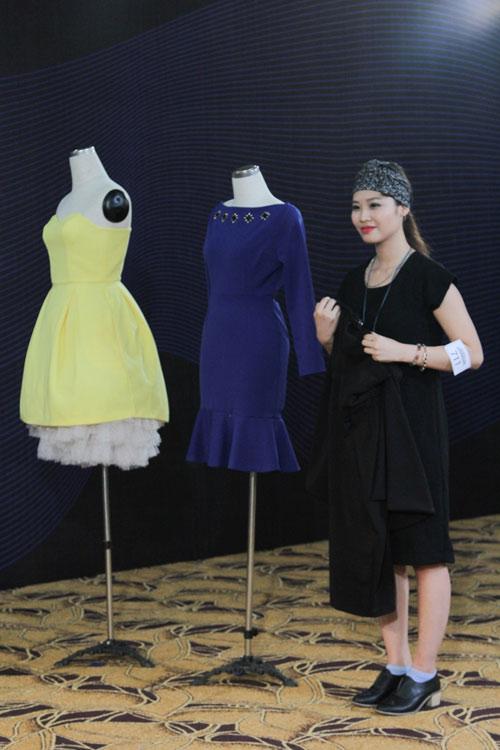 project runway 2015: lo dien 3 thi sinh nu xinh nhu hot girl - 10