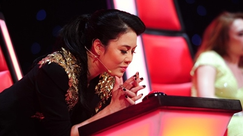 """the voice 2015: my tam """"gianh giat"""" thi sinh 16 tuoi - 1"""