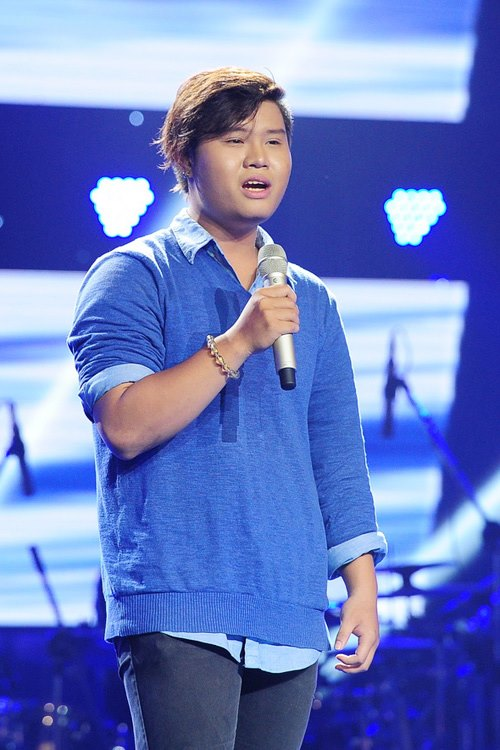 """the voice 2015: my tam """"gianh giat"""" thi sinh 16 tuoi - 3"""
