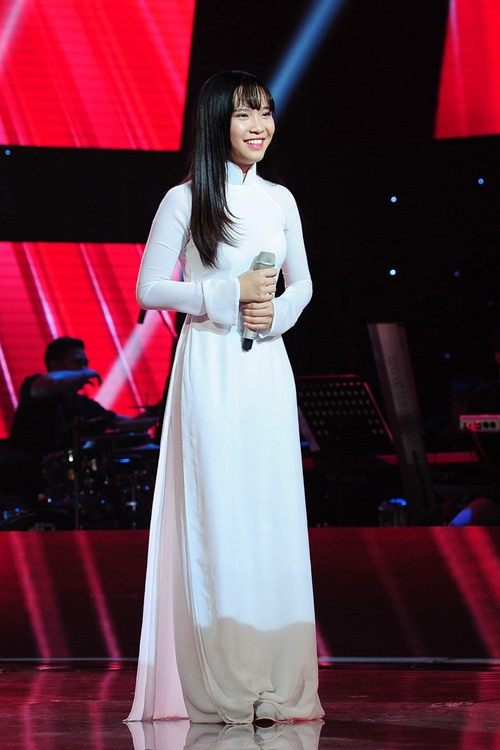 """the voice 2015: my tam """"gianh giat"""" thi sinh 16 tuoi - 13"""