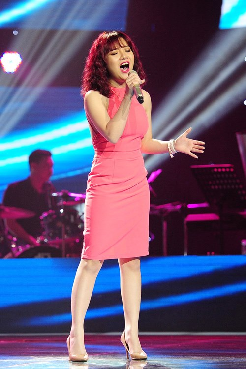 """the voice 2015: my tam """"gianh giat"""" thi sinh 16 tuoi - 7"""