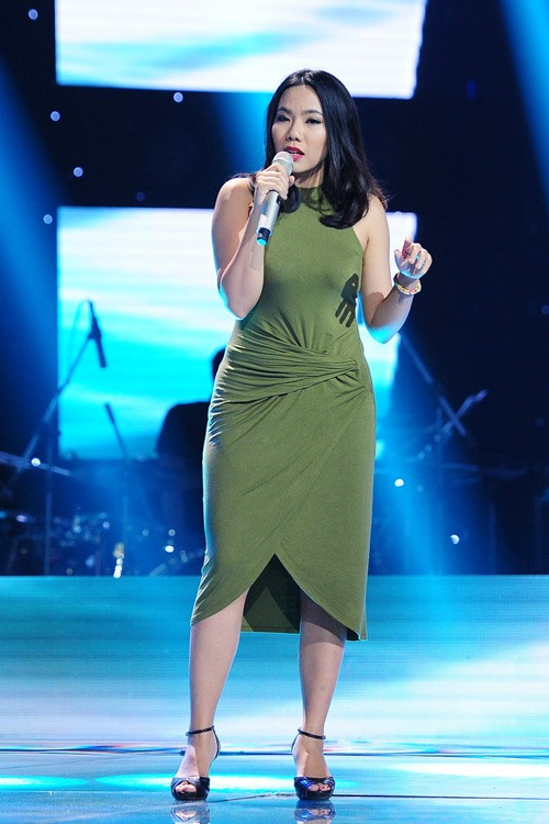 """the voice 2015: my tam """"gianh giat"""" thi sinh 16 tuoi - 9"""