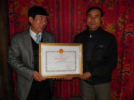 chuyen doi cua ho khanh - nguoi phat hien hang son doong - 2