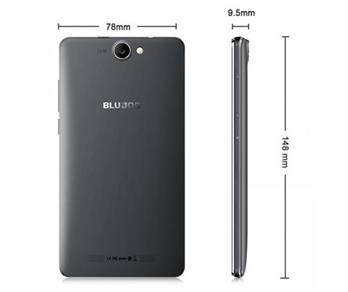 "bluboo x550: dien thoai android lollipop voi pin ""quai vat"" 5300 mah - 4"