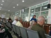 Y tế - TP.HCM: Nắng nóng, nhiều người nhập viện vì đột quỵ