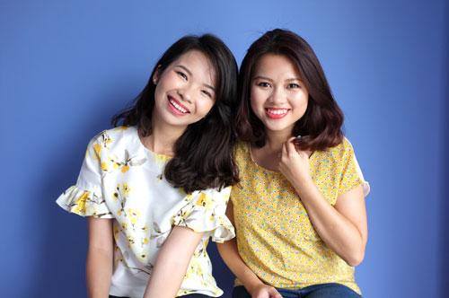 gap go hai blogger lam dep dang duoc dan mang yeu thich - 1