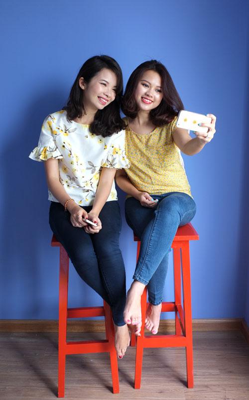 gap go hai blogger lam dep dang duoc dan mang yeu thich - 4