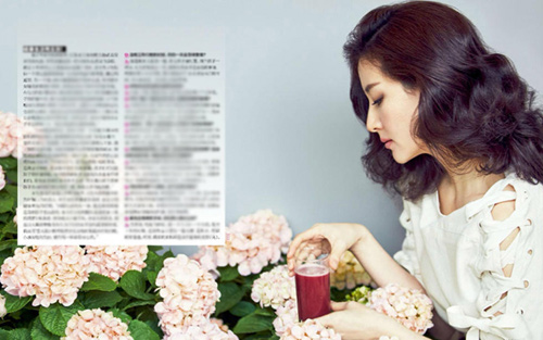 "jeon ji hyun khoe sac ""sang chanh"" tren tham do cannes - 9"
