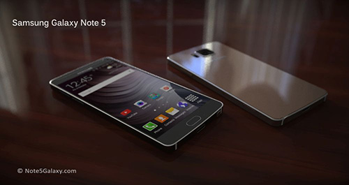 samsung se ra galaxy note 5 vao thang 7, don dau iphone 6s plus? - 1