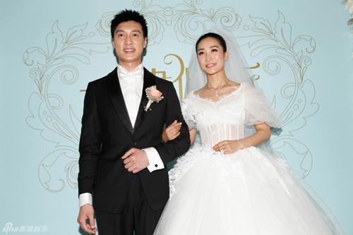 Ngắm đám cưới lung linh của người đẹp Chân Hoàn truyện-1
