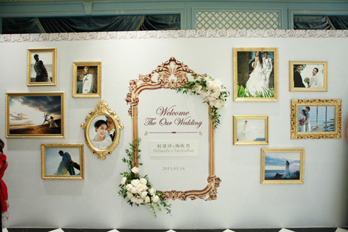 Ngắm đám cưới lung linh của người đẹp Chân Hoàn truyện-9