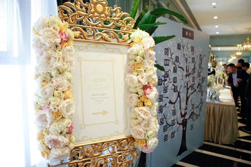 Ngắm đám cưới lung linh của người đẹp Chân Hoàn truyện-12