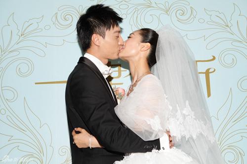 Ngắm đám cưới lung linh của người đẹp Chân Hoàn truyện-2