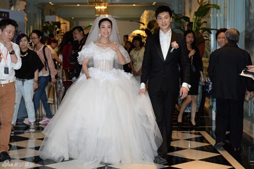 Ngắm đám cưới lung linh của người đẹp Chân Hoàn truyện-4