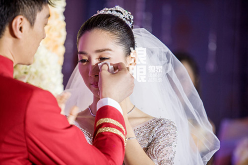 Ngắm đám cưới lung linh của người đẹp Chân Hoàn truyện-5