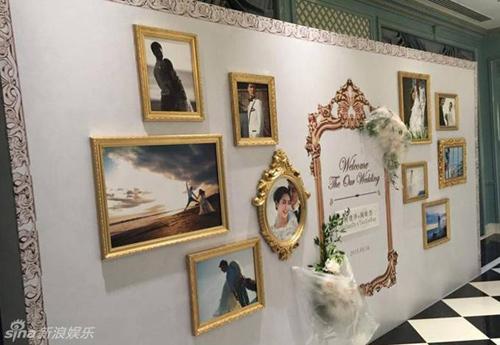 Ngắm đám cưới lung linh của người đẹp Chân Hoàn truyện-8