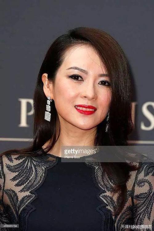 'Bộ mặt' thật của sao Hoa ngữ khi không photoshop-13