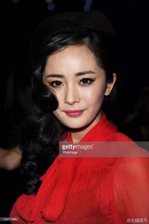 'Bộ mặt' thật của sao Hoa ngữ khi không photoshop-7