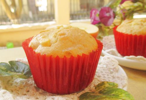 cuoi tuan lam banh muffin tao an choi - 8