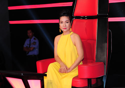 Mỹ Tâm không hề thua kém Hà Hồ trên ghế nóng The Voice-10