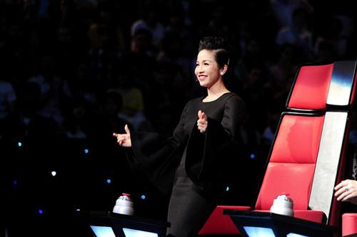 Mỹ Tâm không hề thua kém Hà Hồ trên ghế nóng The Voice-11