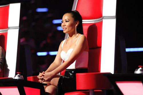 Mỹ Tâm không hề thua kém Hà Hồ trên ghế nóng The Voice-18