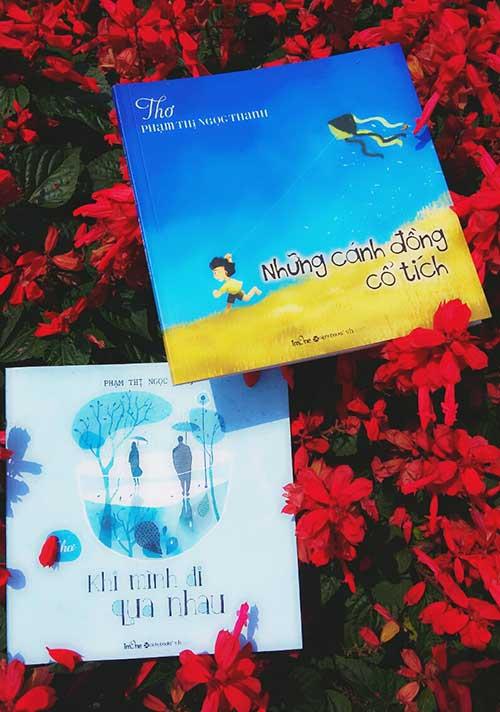 Ra mắt hai tập thơ của tác giả Phạm Thị Ngọc Thanh-1