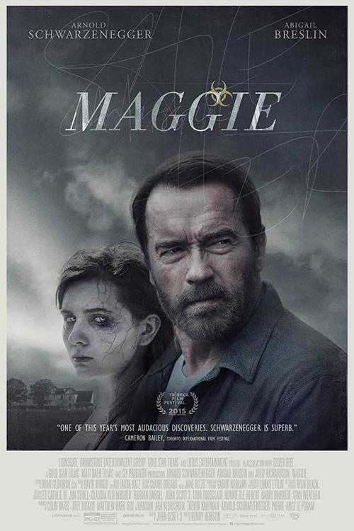 """""""Maggie"""": Bản nhạc buồn cho cha và con-1"""